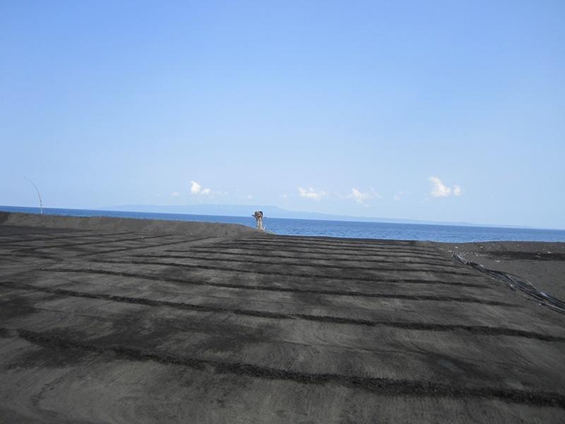 バリ島クサンバの塩