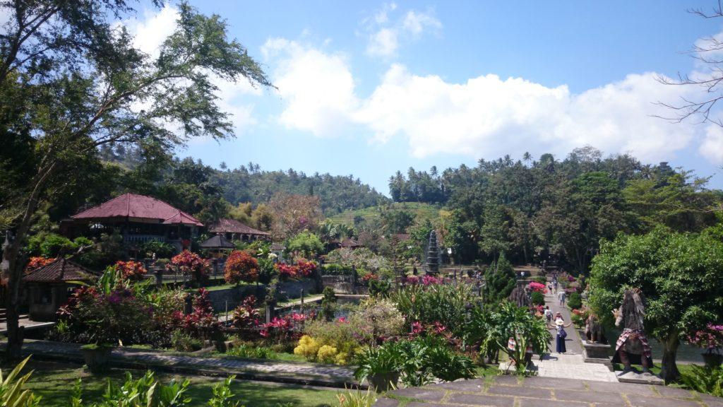 バリ島ティルタガンガ観光情報