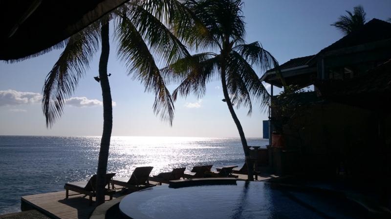 バリ島トランベンのパラダイスリゾート