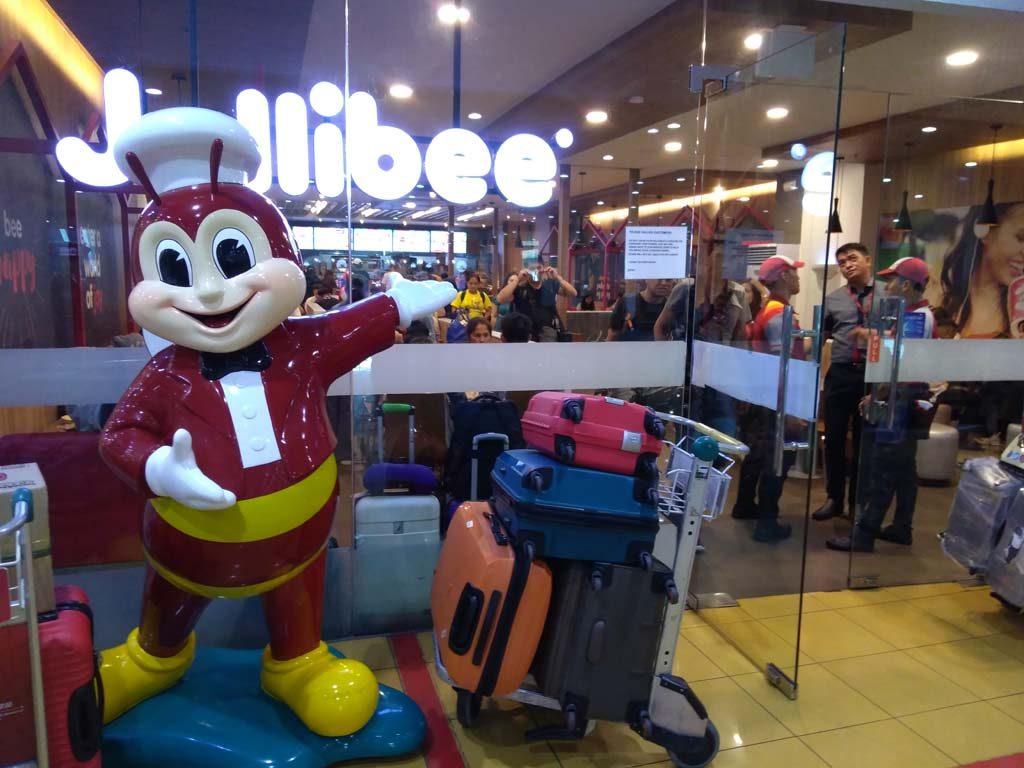 マニラ空港の食事はここがおすすめ