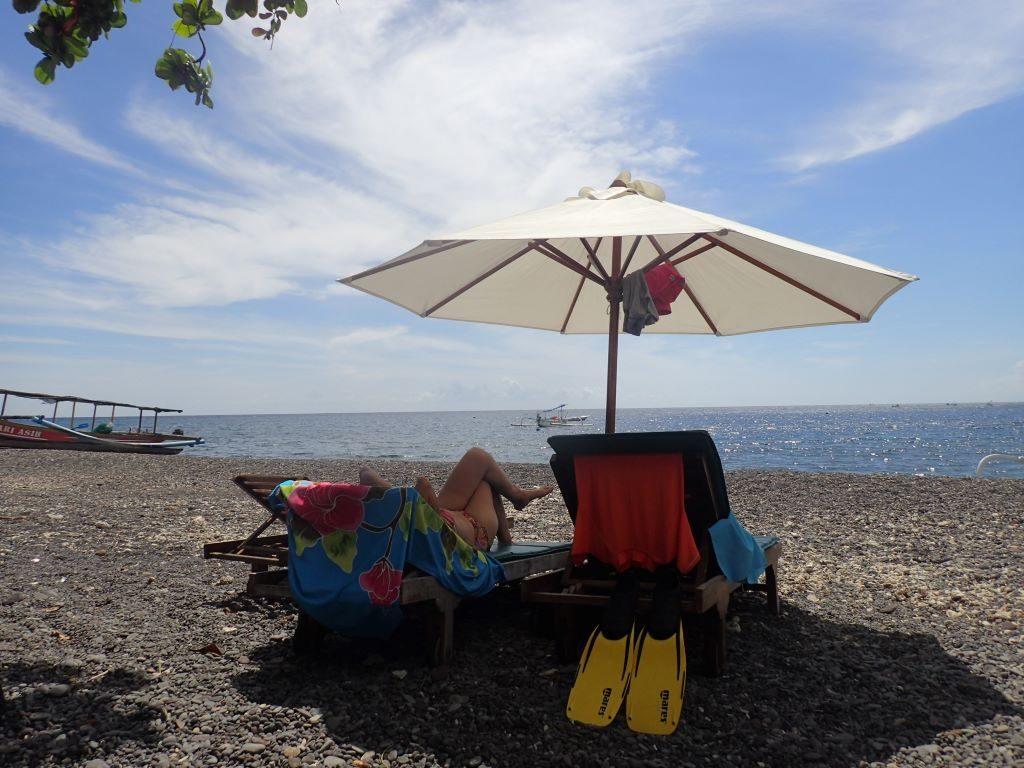 ジュムルックビーチ