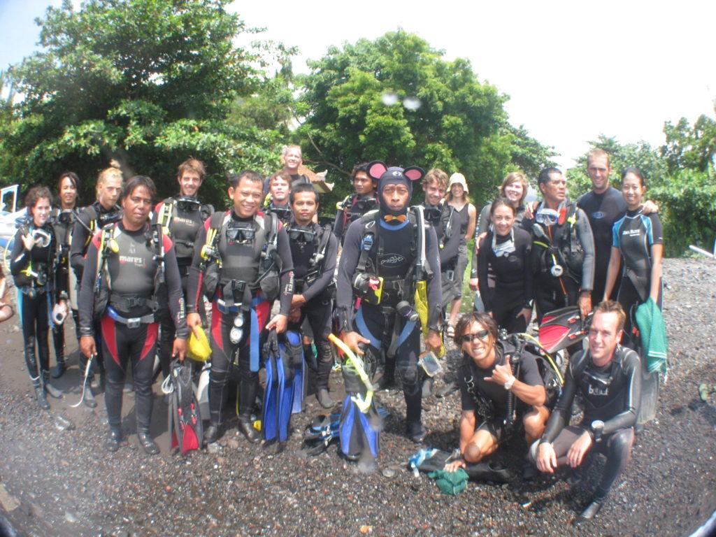 バリ島ダイビングチップ事情